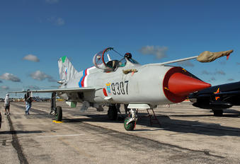 N9307 - Private Mikoyan-Gurevich MiG-21MF