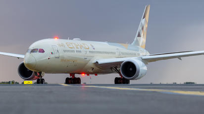 A6-BLX - Etihad Airways Boeing 787-9 Dreamliner