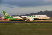 B-17882 - Eva Air Boeing 787-9 Dreamliner aircraft