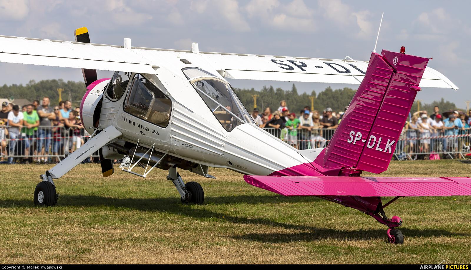 Aeroklub Świdnik SP-DLK aircraft at Rzeszów-Jasionka