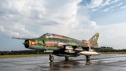 3620 - Poland - Air Force Sukhoi Su-22M-4