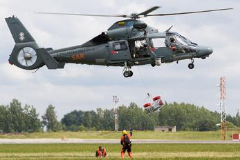 42 - Lithuania - Air Force Eurocopter AS365 Dauphin 2