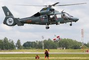 42 - Lithuania - Air Force Eurocopter AS365 Dauphin 2 aircraft