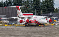 C-GVFT - Conair British Aerospace BAe 146-200/Avro RJ85 aircraft