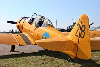 SE-FUB - Swedish Air Force Historic Flight Noorduyn AT-16 Harvard IIB