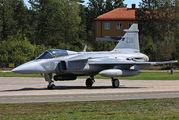 39230 - Sweden - Air Force SAAB JAS 39C Gripen aircraft