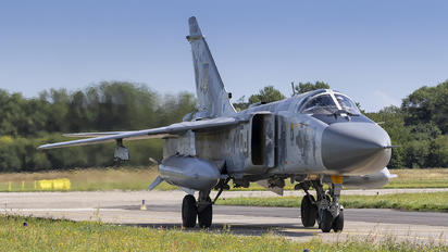 08 - Ukraine - Air Force Sukhoi Su-24M