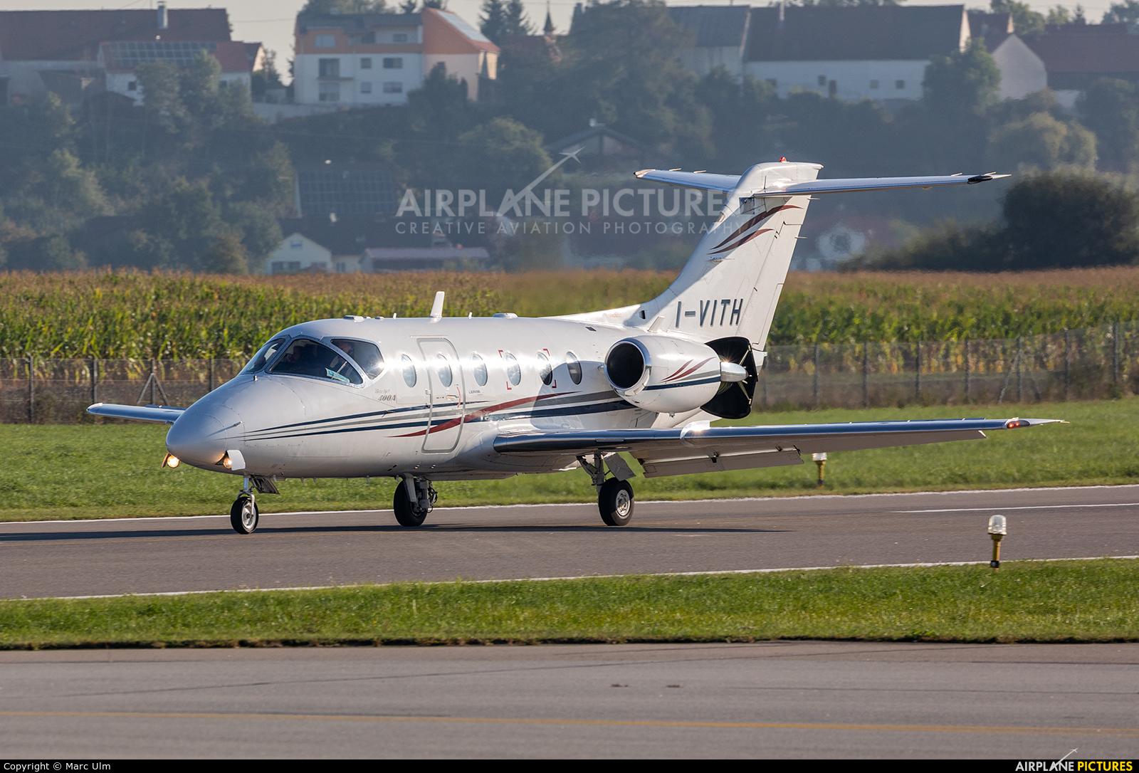Private I-VITH aircraft at Augsburg