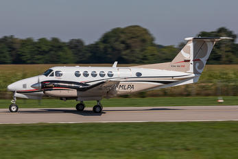 I-MLPA - Private Beechcraft 200 King Air