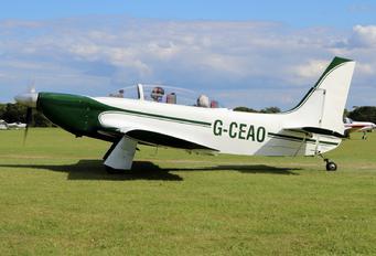 G-CEAO - Private Jurca MJ-5G2 Sirocco