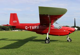 G-YARV - Private ARV Aviation ARV1 Super 2