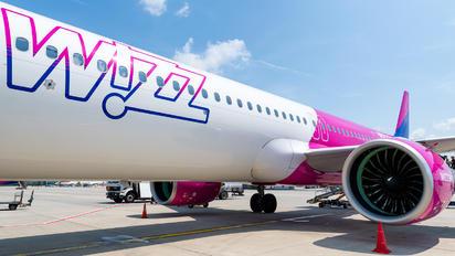 HA-LVB - Wizz Air Airbus A321 NEO