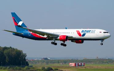 VQ-BEO - AzurAir Boeing 767-300