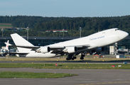 4X-ICA - CAL - Cargo Air Lines Boeing 747-400F, ERF aircraft