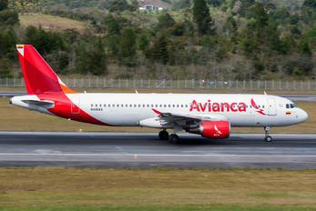 N446AV - Avianca Airbus A320