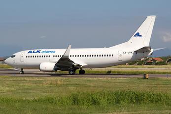 LZ-LVK - ALK Airlines Boeing 737-300