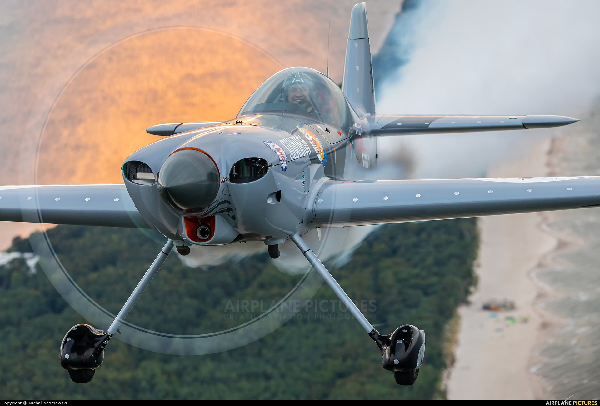 Private SP-EED aircraft at In Flight - Poland