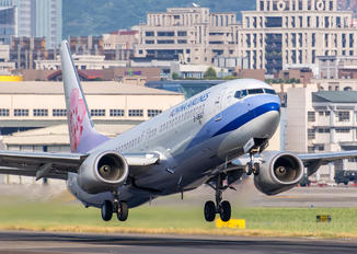 B-18667 - China Airlines Boeing 737-800