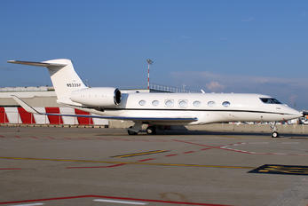 N533SF - Private Gulfstream Aerospace G VII-G500