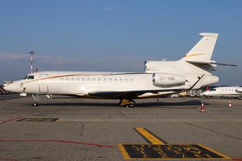 OY-TSS - Private Dassault Falcon 7X