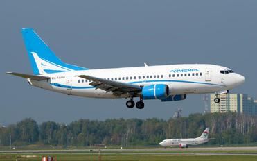 EK73736 - Aircompany Armenia Boeing 737-500