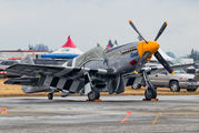 N5087F - Private North American P-51B Mustang aircraft
