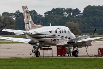 D-IGCS - Private Beechcraft 90 King Air