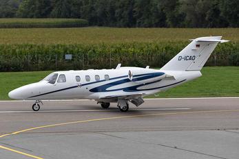 D-ICAO - Private Cessna 525 CitationJet