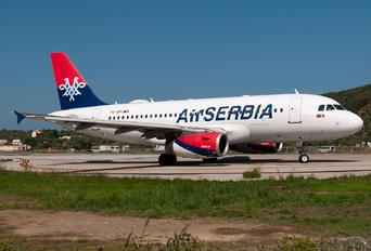 YU-API - Air Serbia Airbus A319