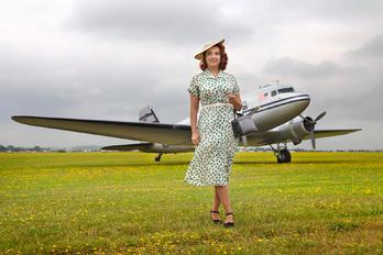 N877MG - Historic Flight Foundation Douglas DC-3