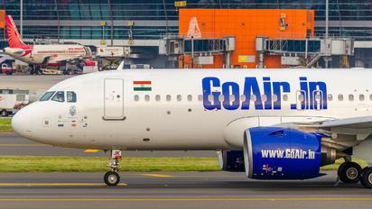 VT-WJK - Go Air Airbus A320 NEO