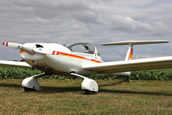 OY-XUH - Private Hoffmann H-36 Dimona