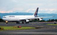 D-AIGU - Lufthansa Airbus A340-300 aircraft