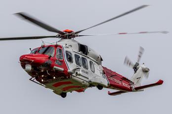 GMCGN - UK - Coastguard Agusta Westland AW189
