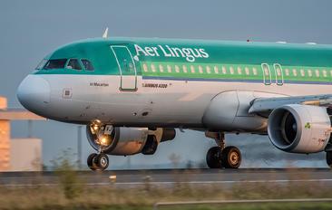 EI-DVJ - Aer Lingus Airbus A320