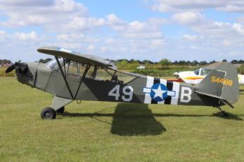 PH-UCS - Private Piper L-4 Cub