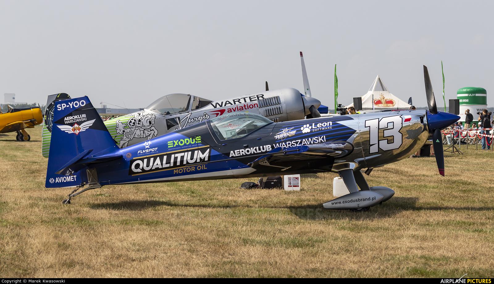 - Aviation Glamour SP-YOO aircraft at Rzeszów-Jasionka