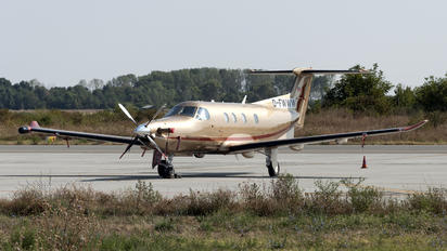 D-FWWW - Private Pilatus PC-12