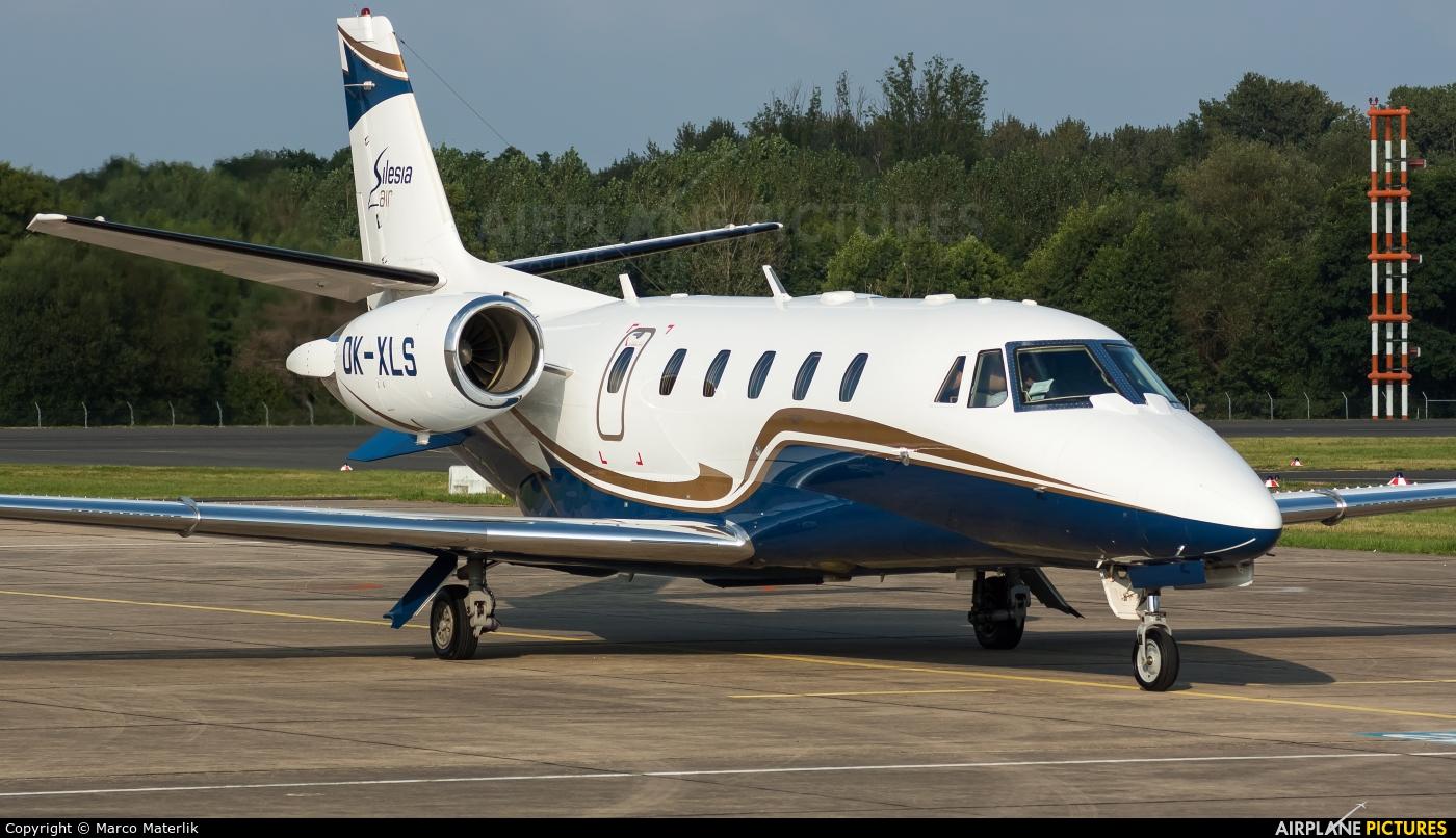 Ok Xls Silesia Air Cessna 560xl Citation Xls At