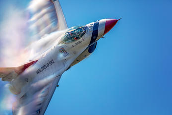 91-0413 - USA - Air Force : Thunderbirds General Dynamics F-16C Fighting Falcon