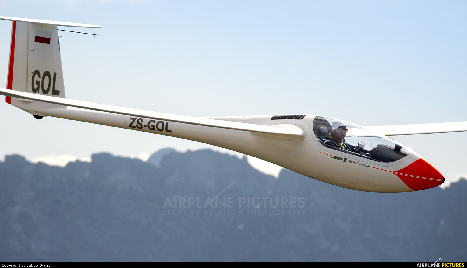 Private ZS-GOL aircraft at In Flight - Poland