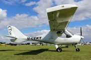 G-CEKT - Private Flight Design CTsw aircraft