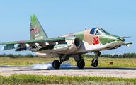 02 - Russia - Air Force Sukhoi Su-25SM3 aircraft