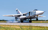 51 - Russia - Air Force Sukhoi Su-24M aircraft