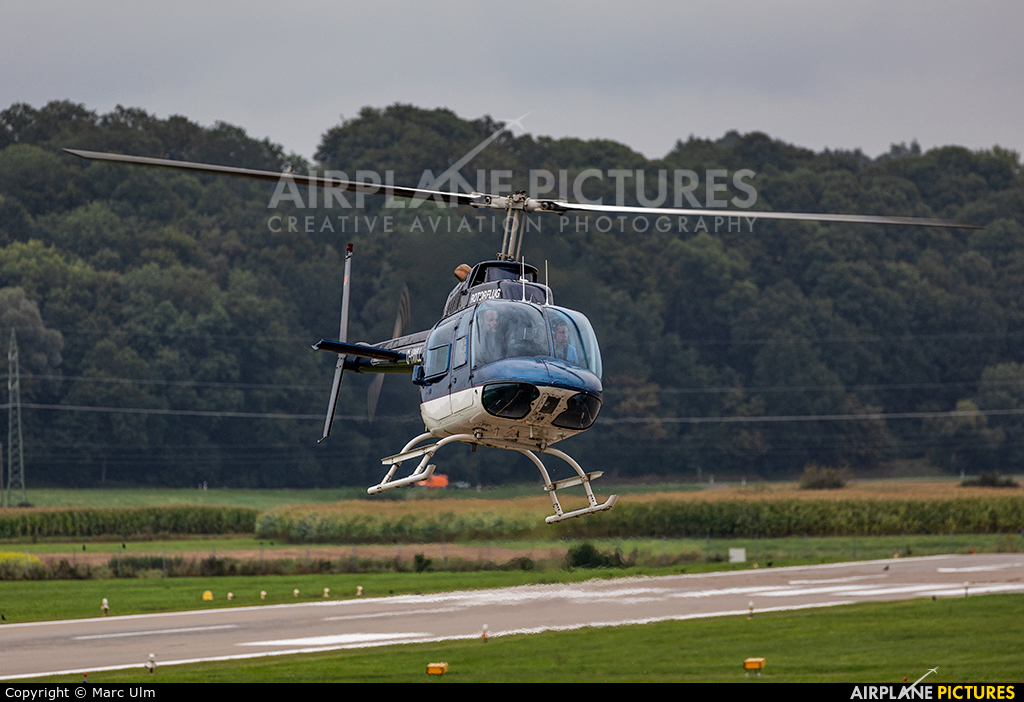 Private D-HWLL aircraft at Augsburg
