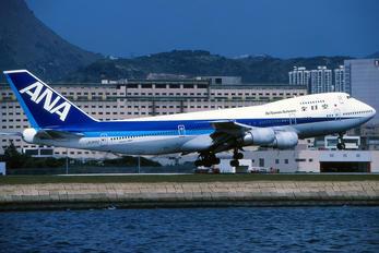 JA8192 - ANA - All Nippon Airways Boeing 747-200