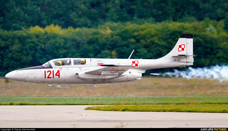 Fundacja Biało-Czerwone Skrzydła SP-YBC aircraft at Gdynia- Babie Doły (Oksywie)