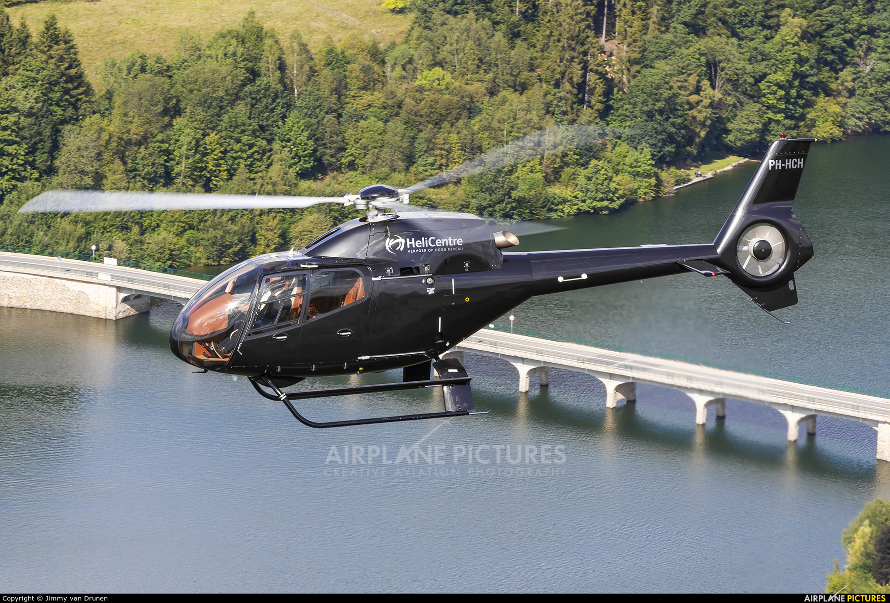 Helicentre PH-HCH aircraft at In Flight - Belgium
