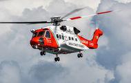 EI-ICU - CHC Ireland Sikorsky S-92 aircraft