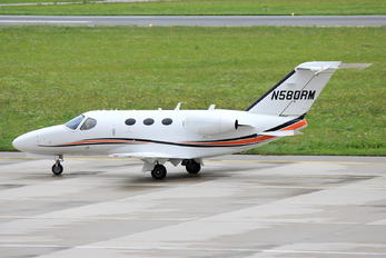 N580RM - Private Cessna 510 Citation Mustang